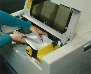 9500 Automatic Document Handler (ADH)