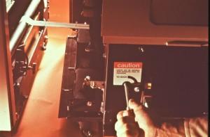 Xerox 4500 Sorter Docking