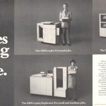 Xerox 3400 5400 9400 advertisment
