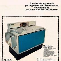 Xerox 2400 AD #1