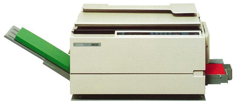 Xerox 2830