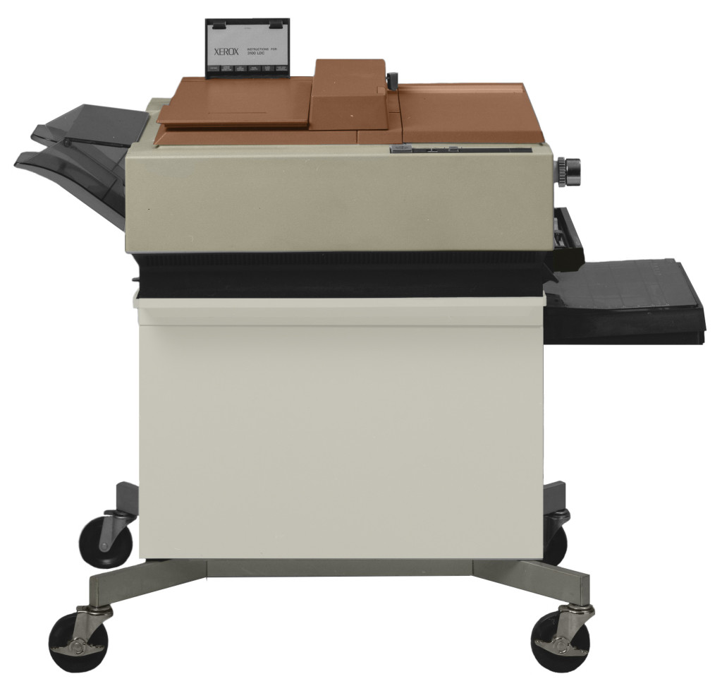 Xerox 3100LDC Xerox Nostalgia