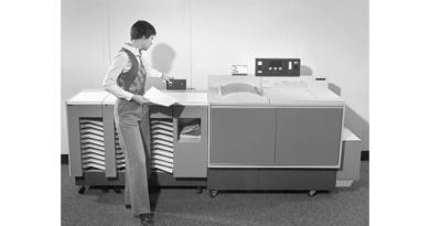 Xerox 7000
