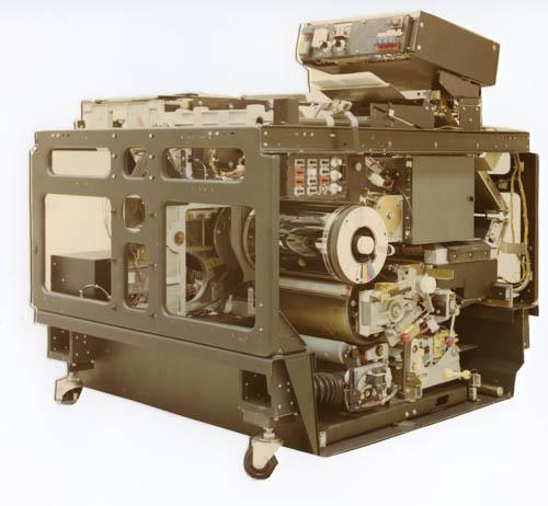 Inside Xerox 6500 color copier