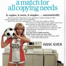 Xerox 5600 advertisement