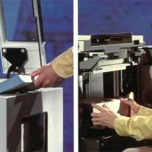 Xerox 9200 paper strays