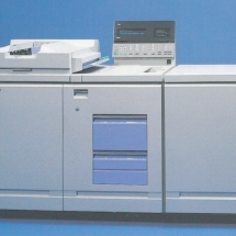Xerox 1090 complete system with stapler