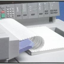 Xerox 1090 continious fanfold feeder