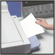 Xerox 1090 semiautomated documenthandler