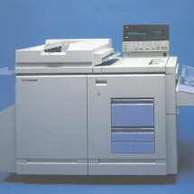 Xerox 1090 system without stapler