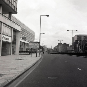 Rank Xerox House, Euston Road 338 in the 1960's