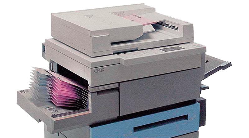 Xerox 5018