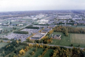 Xerox Webster Campus in Rochester (US)