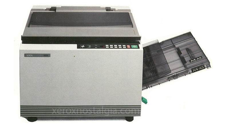 Xerox 1020