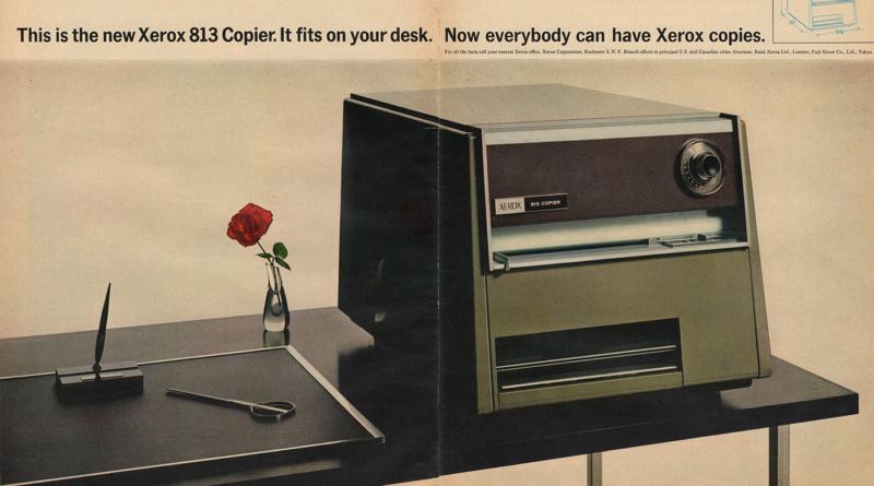 Xerox 813