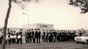 Rank Xerox Venray opening in 1965