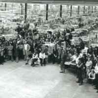 Rank Xerox Venray 3100 production line 1974