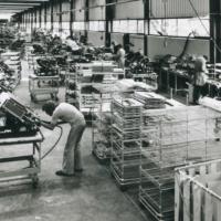 Rank Xerox Venray 3100 production line
