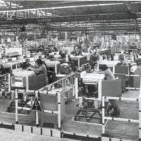 Rank Xerox Venray 3600 production line