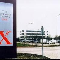 Xerox Venray main entrance